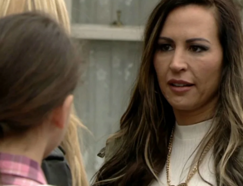 I'm playing Linzi Gallo in Eastenders